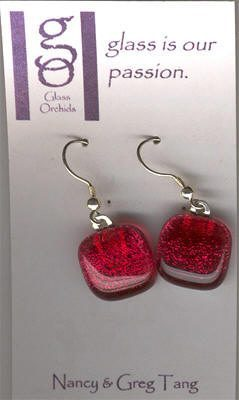Cranberry Dream Earrings