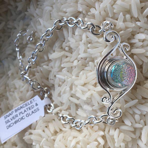 DuckSoup ™ Silver Bracelet
